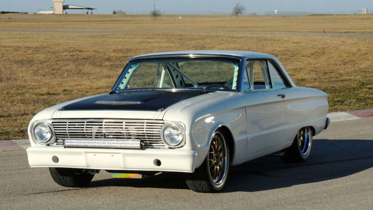 Photos Aaron Kaufman S 1963 Ford Falcon Cars Track And