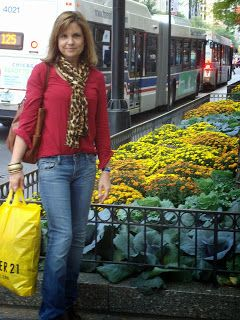 Amy's Creative Pursuits: Fashion Over Fifty: Some Role Models and What I Wore in the Big City