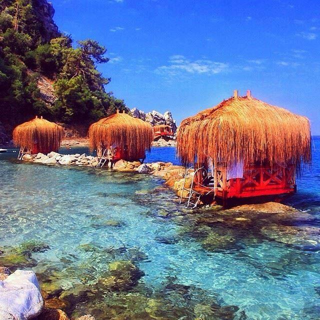 Ölü Deniz..Fethiye...Turkey