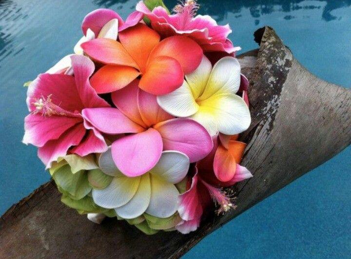 Bouquet per matrimoni esotico