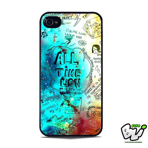 All Time Low Quotes iPhone 5 | iPhone 5S Case