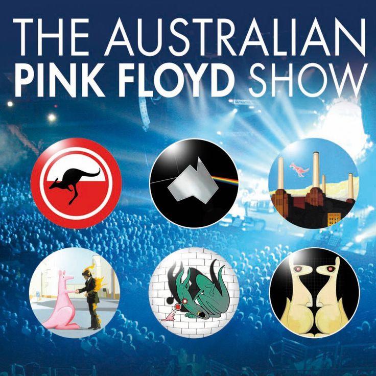 The Australian Pink Floyd Show à l'Arena de Brest le 26.01.16 ☝
