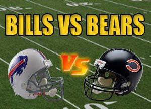Buffalo Bills vs Chicago Bears NFL Live Stream