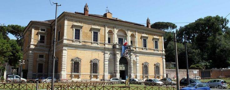El Museo Etrusco de Villa Giulia en #Roma se encarga de conservar y mostrar al mundo el arte etrusco, un pueblo desconocido que habito Italia.