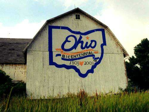 One of Ohio's bicentennial  barns, Wood Co (number 4)
