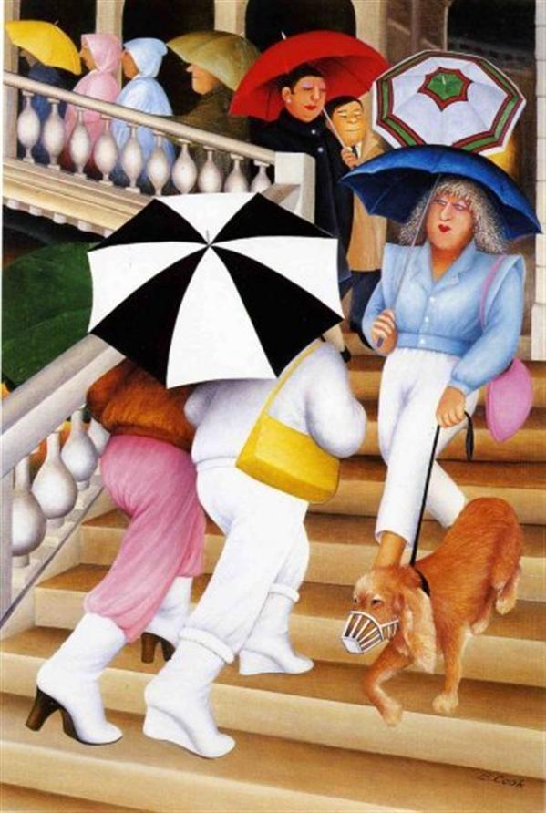 Beryl Cook Paintings