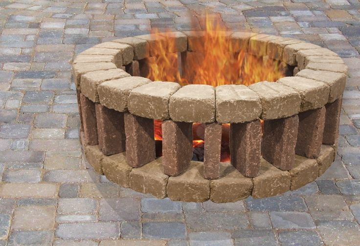 Nothing compares to spending a cozy night nestled around a Belgian Fire Pit. A stunning showstopper, this rustic fire pit elevates your patio with its unsurpassed beauty and longevity.