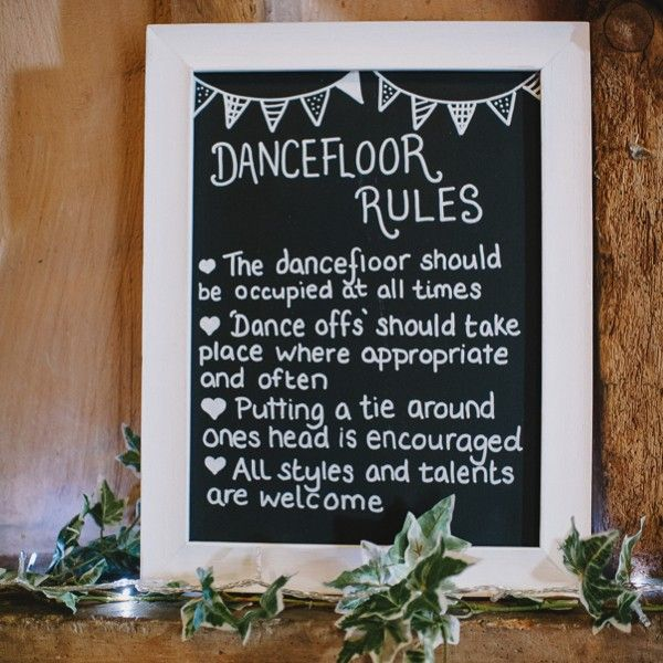 How to make sure your wedding dance floor is never empty
