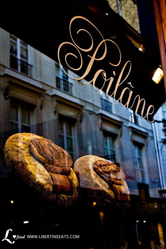 Poilâne : 8 rue du Cherche-Midi, Saint-Germain-des-Prés district - 6th Arrondissement, Paris