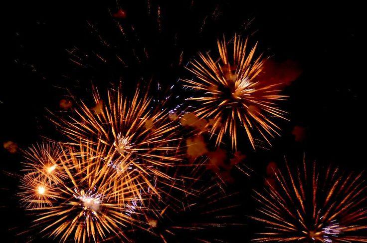 Southport fireworks nikon d7000