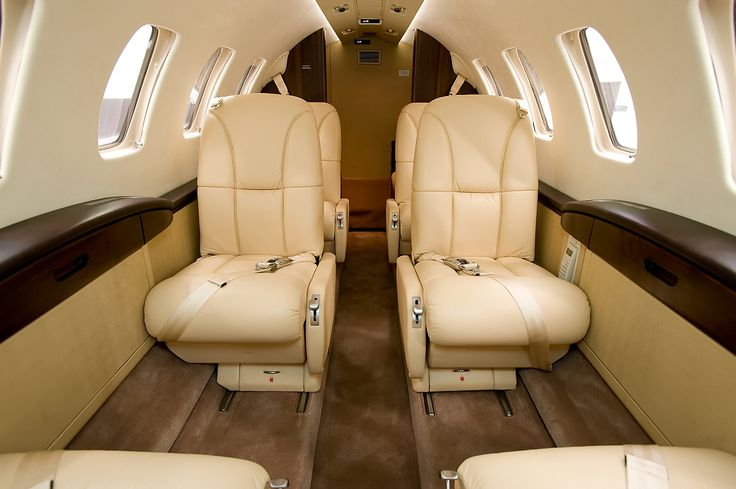 Cessna Citation Cj2 Interior 6 Seat More Interiors Cessna Citation Cj2