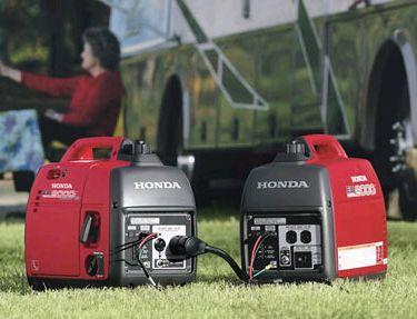 Honda EU2000i Companion parallel kit for combining anEU2000i to an EU2000i Companion to double the power.