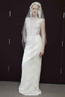 new Pat Kerr wedding dresses spring 2013