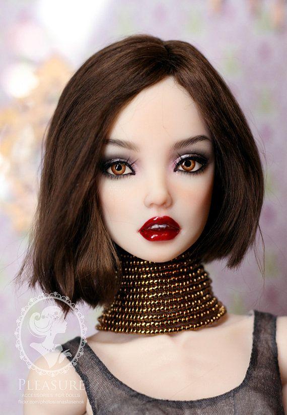 New Rhinestone green Earring for Tonner Barbie Fashion royalty Dolls