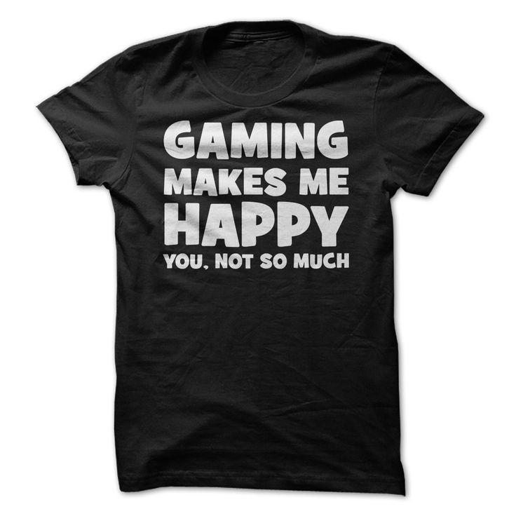 Gaming makes me happy. You, not so much!ξ  www.electricturtles.com/collections
