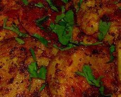 Masaledar Arbi Recipe > Stir-Fry Arbi (Taro Root) > Arbi Fry