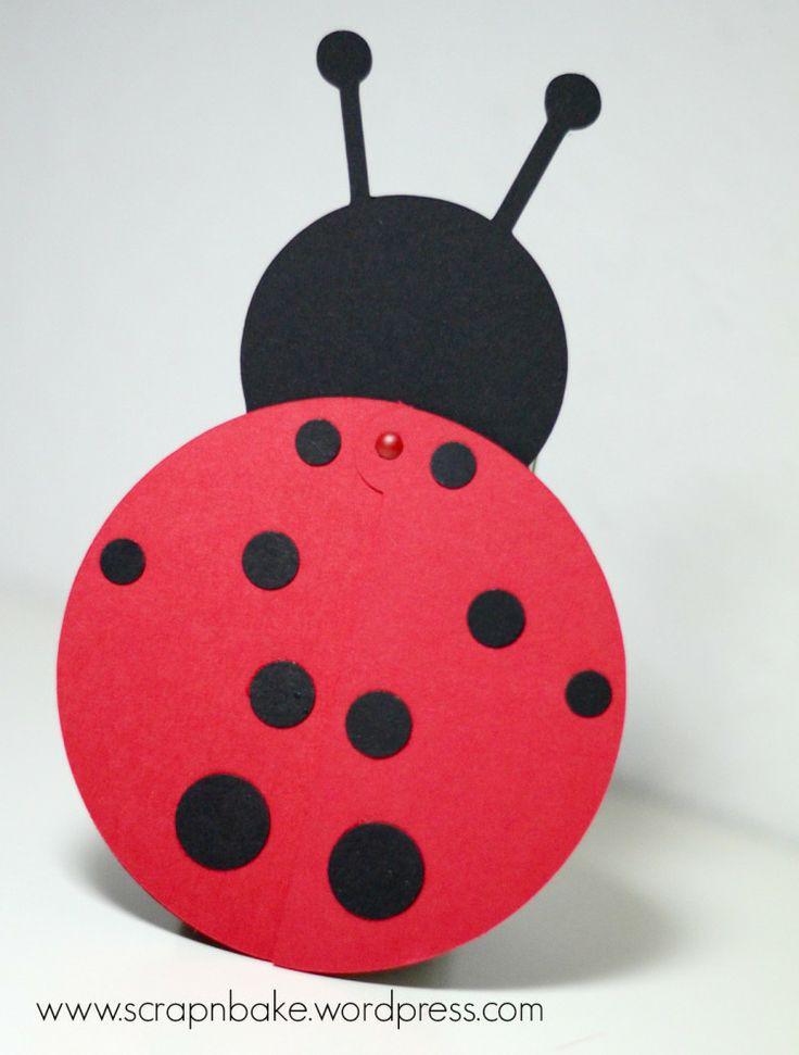 Marienkäfer   Ladybug   Party   Kindergeburtstag   Einladung   Invitation