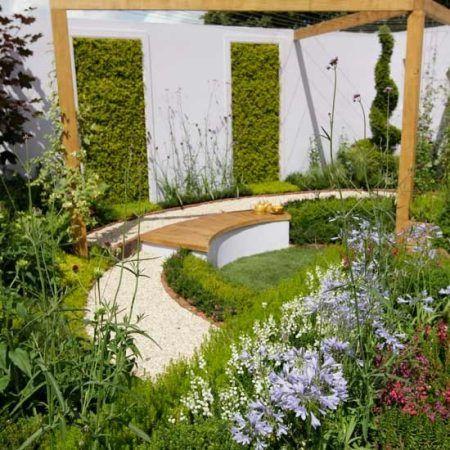 Jardines modernos jardin era pinterest for Jardines modernos