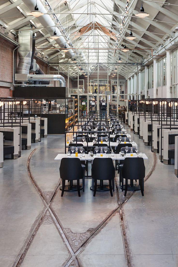 17 best ideas about industrial restaurant on pinterest for Turkse restaurant amsterdam west