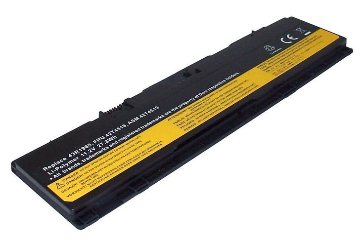 3 CELL 2.4AH Battery for Lenovo ThinkPad Reserve Edition 8748 X300 X301 42T4641 #PowerSmart