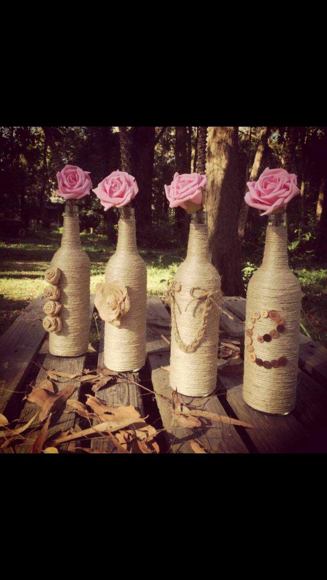 LOVE bottles for all Occasions... Birthday, wedding, Xmas, Mother's Day....