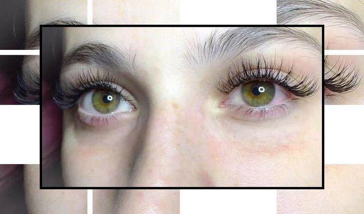 Eyelash perm semi permanent eyelash extensions near me