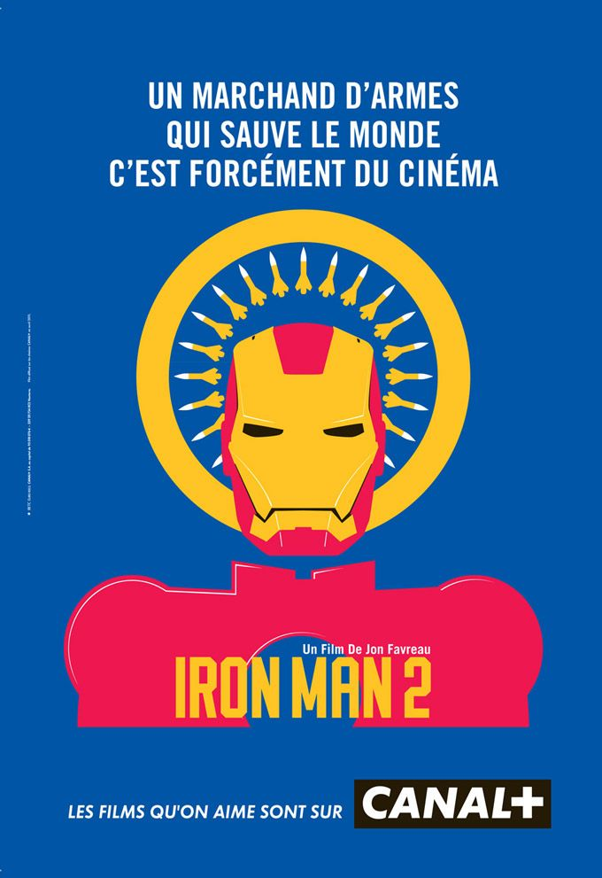Iron Man 2 / Canal +