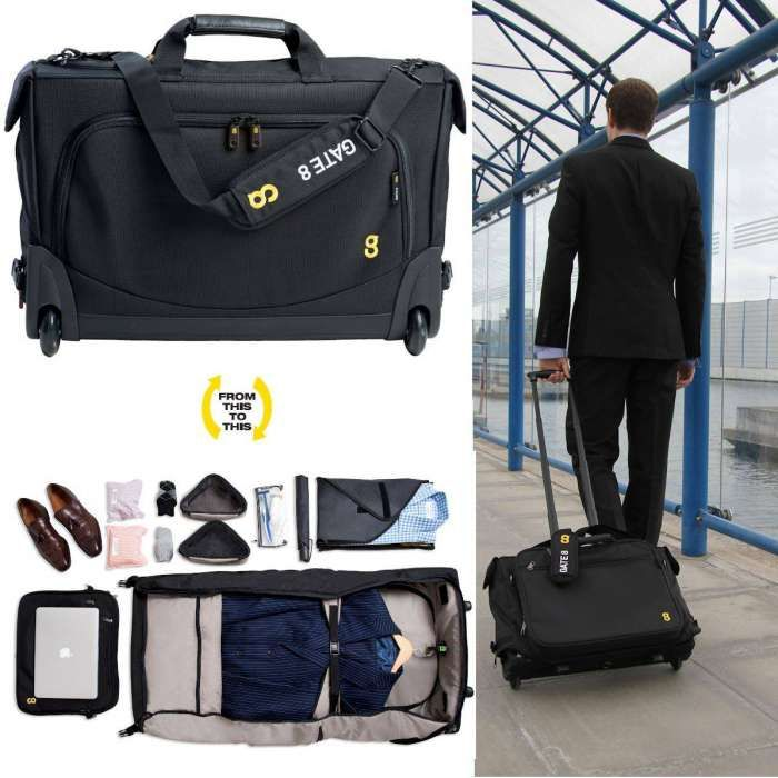 Gate8 Cabin Luggage reviewed