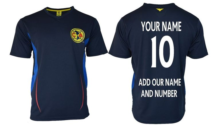 club America las Aguilas Soccer Jersey Mexico *add any Name And Number T1A08 #RHINOX #clubAmrica