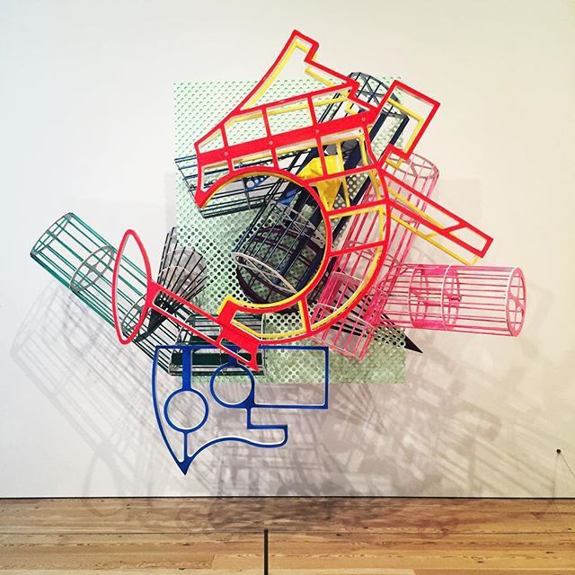 La penna di hu - Franck Stella retrospective au musée Whitney - 1987-2009
