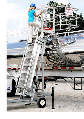 TC10 Truck access ladder
