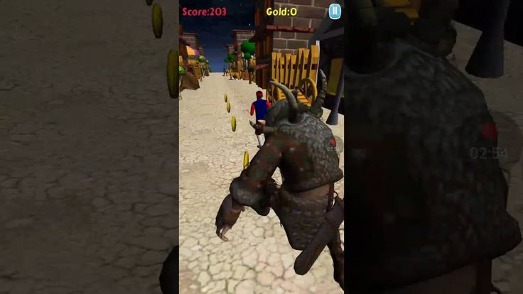 Brave Temple Safari Runner