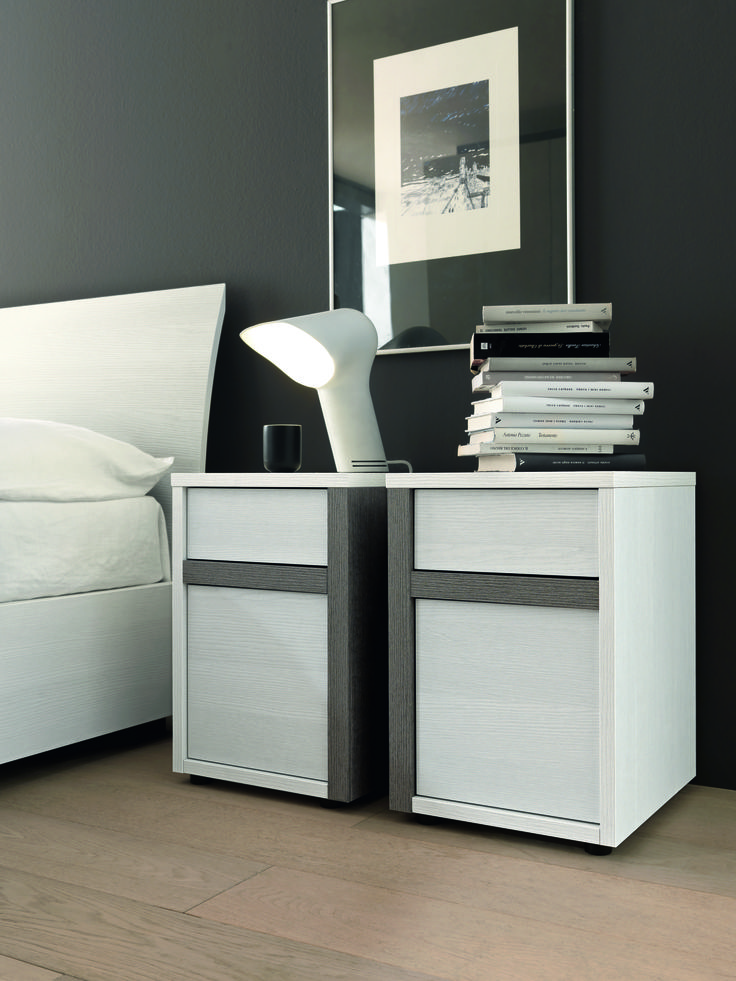 Slim Nightstand by SMA
