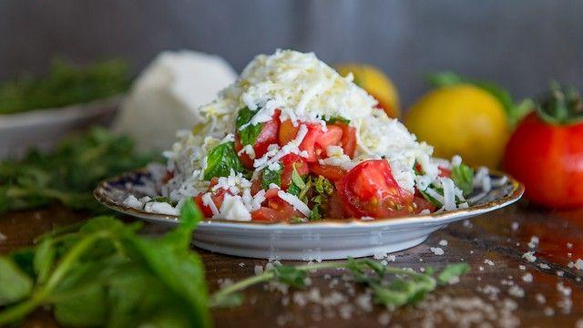 Опубликованы рекомендации для взрослых и детей. Средиземноморская кухня признана лучшей