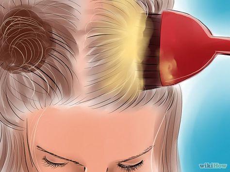 How to Bleach Dark Brown or Black Hair to Platinum Blonde or White