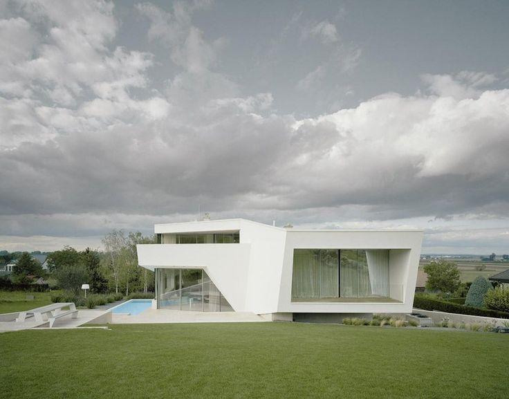 Villa Freundorf by Project A01 Architects