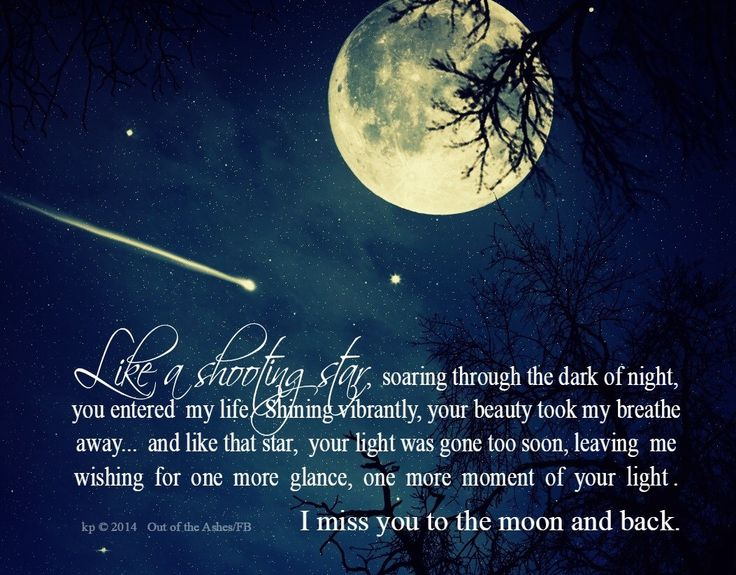 Moon And Stars Quotes: 25+ Best Shooting Star Quotes On Pinterest