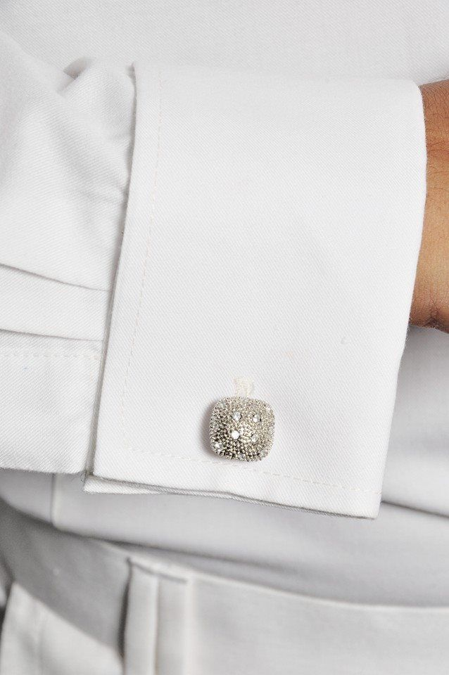 Double Cuff With cuff link