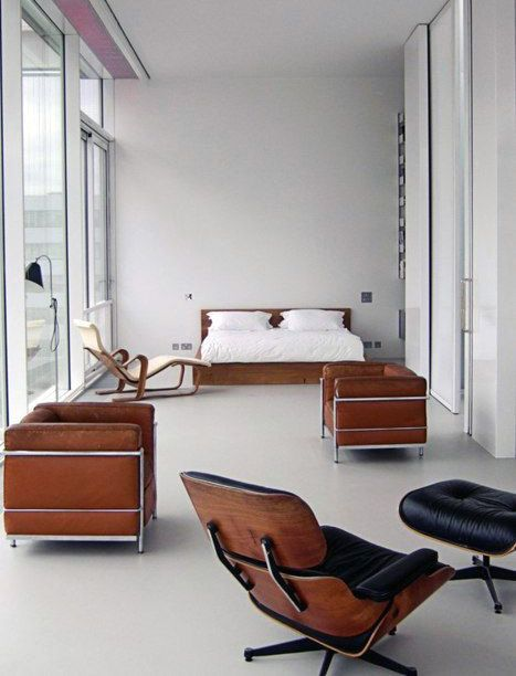 Modern Simple Bedrooms For Men