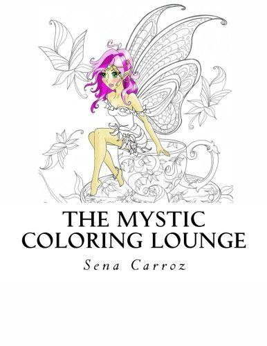 35 best Fairy Adult Coloring Books images on Pinterest | Coloring ...