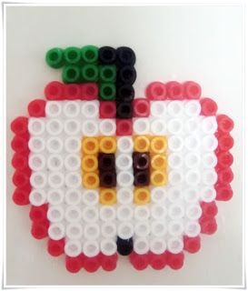 .: Bügelperlen DIY - Basteln mit Kindern