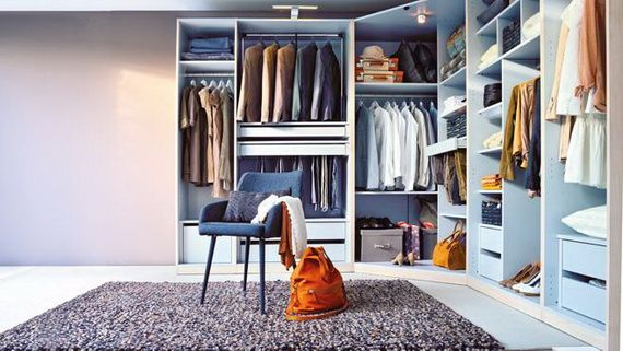 Smart Ideas to Organize Your Dressing Room