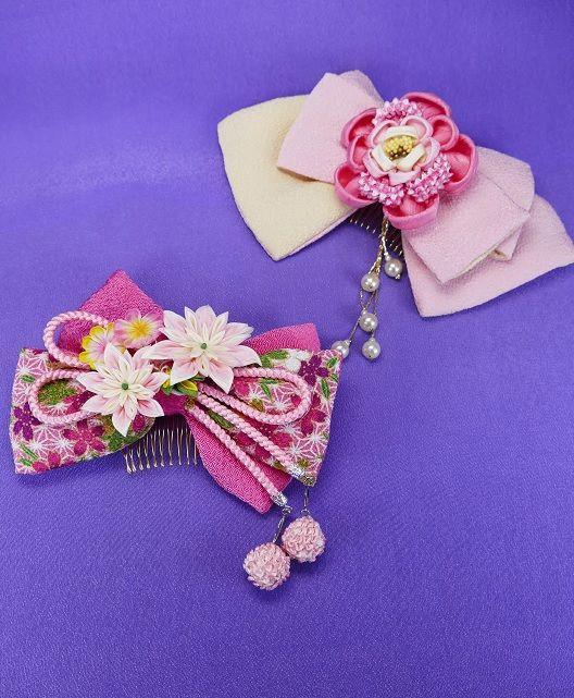 大正リボン - 和の結婚式~江戸つまみかんざし~ - Yahoo!ブログ