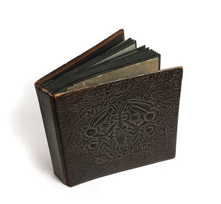 Bien-aimé 25+ unique Leather photo albums ideas on Pinterest | Wood book  ZG68