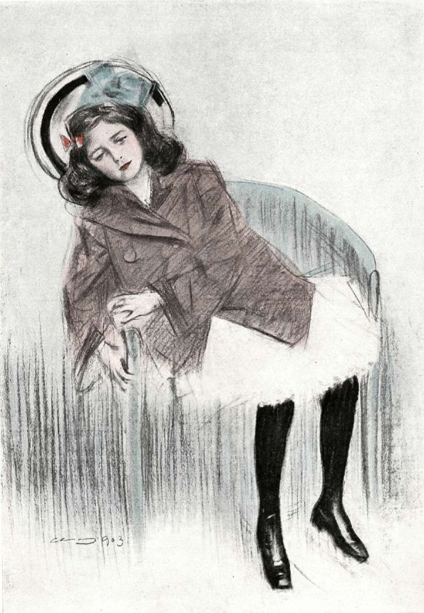 Ramon Casas i Carbó - Catherinette