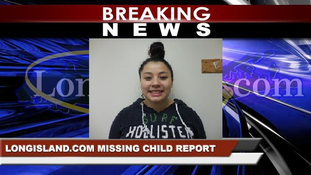 Missing Child Alert: A 15 year old Syosset girl was reported missing after failing to return to her group home, where she was last seen on Saturday morning. Anyone with any information about the whereabouts of Sonia Landaverde is urged to call NCPD at 516-573-7347.