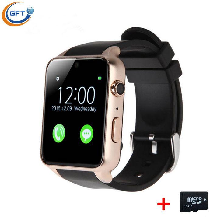 GFT Pulsmesser Bluetooth Smart uhr GT88 Smartwatch Unterstützung SIM Für IOS Android Smartphone sport armbanduhr //Price: $US $52.03 & FREE Shipping //     #clknetwork