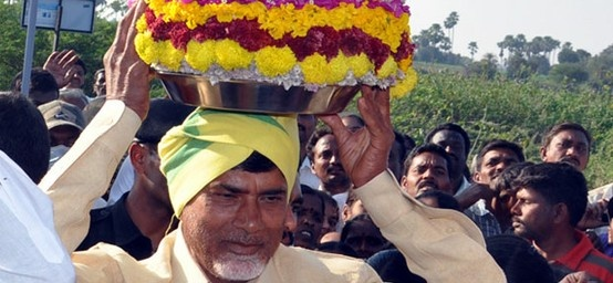 """Telugu Desam chief N Chandrababu Naidu has dropped a bombshell among the leaders aspiring to contest the next elections. """"All and sundry will not get the B forms from the party to contest in the elections and candidates will be ...  http://www.frontpageindia.com/direction-of-winds/naidu-dashes-hopes-of-ticket-aspirants/50582"""