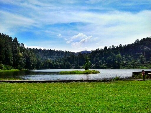 Situ Gunung Lake Sukabumi West Java