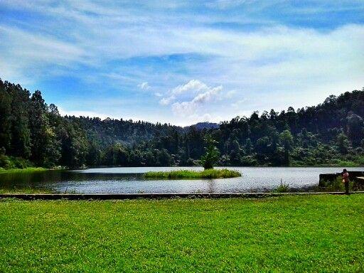 Situ Gunung Lake Sukabumi West Java